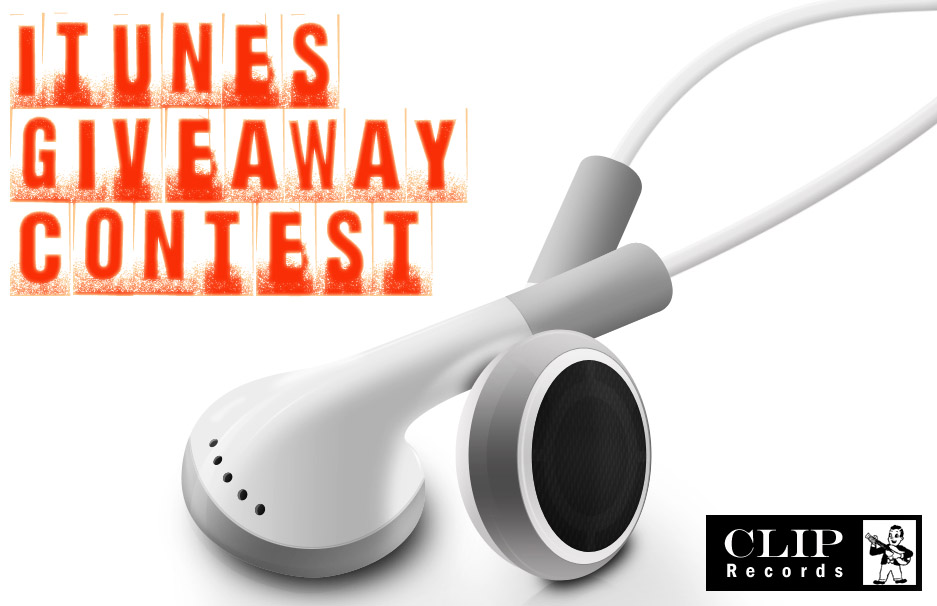 February iTunes Giveaway Contest