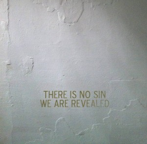There Is No Sin Band - We Are Revealed CD