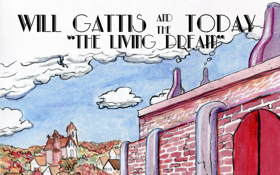 New Will Gattis & The Today EP Is Out!